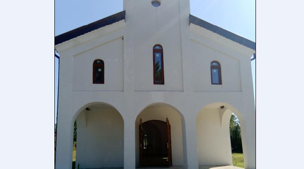 Новият храм в тервелското село Нова Камена ще бъде осветен на 8 септември