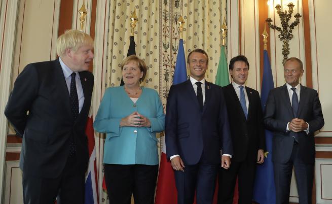 Макрон обяви темите на Г-7