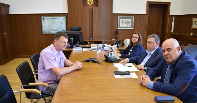 Главният прокурор Сотир Цацаров и заместниците му – Иван Гешев