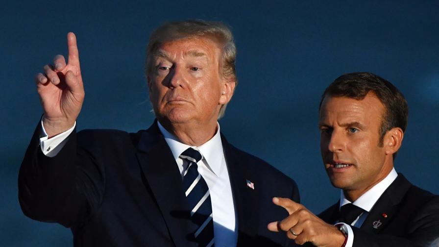<p>Тръмп: Ще поканя Путин на Г-7 в САЩ, дали ще дойде?&hellip; Той е горд човек</p>