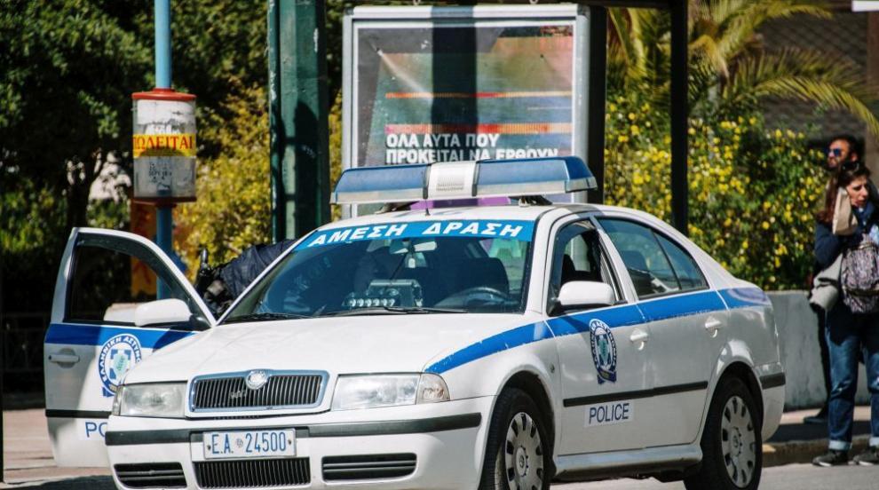Гръцката полиция разби канал за трафик на хора