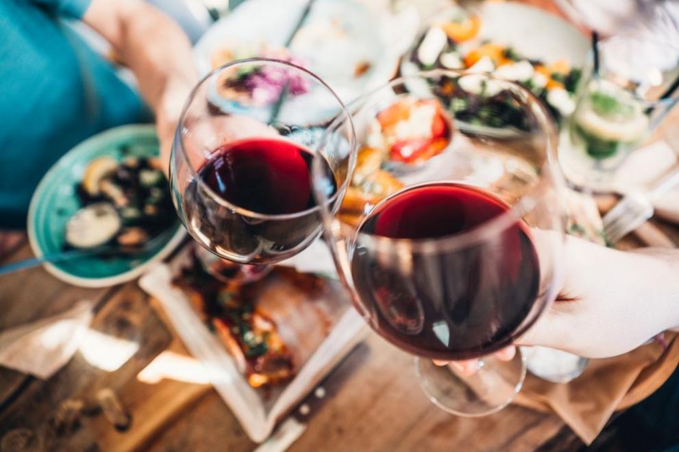маса вино