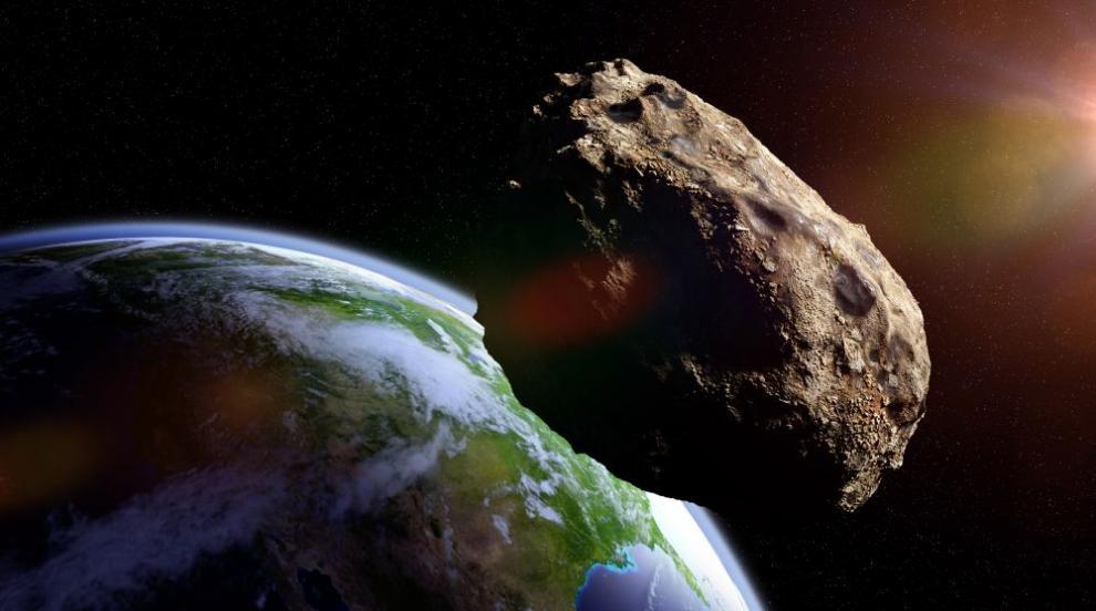 Революционно: Космически апарат на НАСА взе проба от...