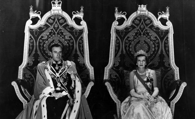 Забранените афери на граф и графиня Маунтбатън