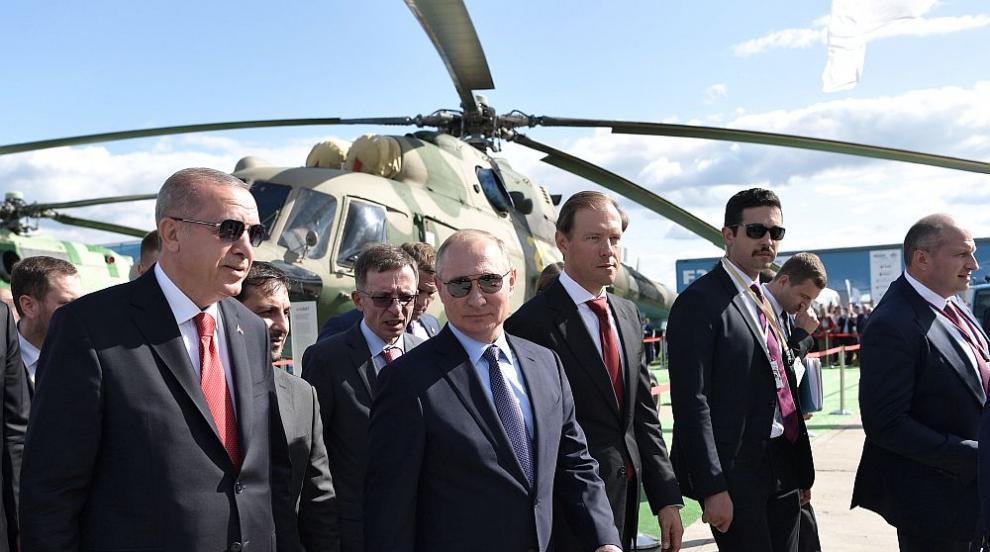 Доставиха и втората пратка с компоненти на С-400 за Турция