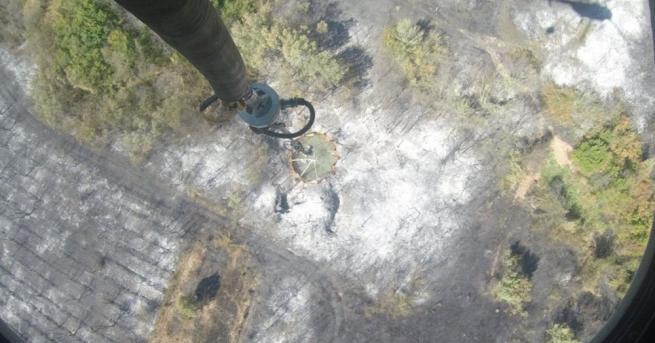 Пожарът в Новозагорско е овладянОвладяването на пожара между новозагорските села