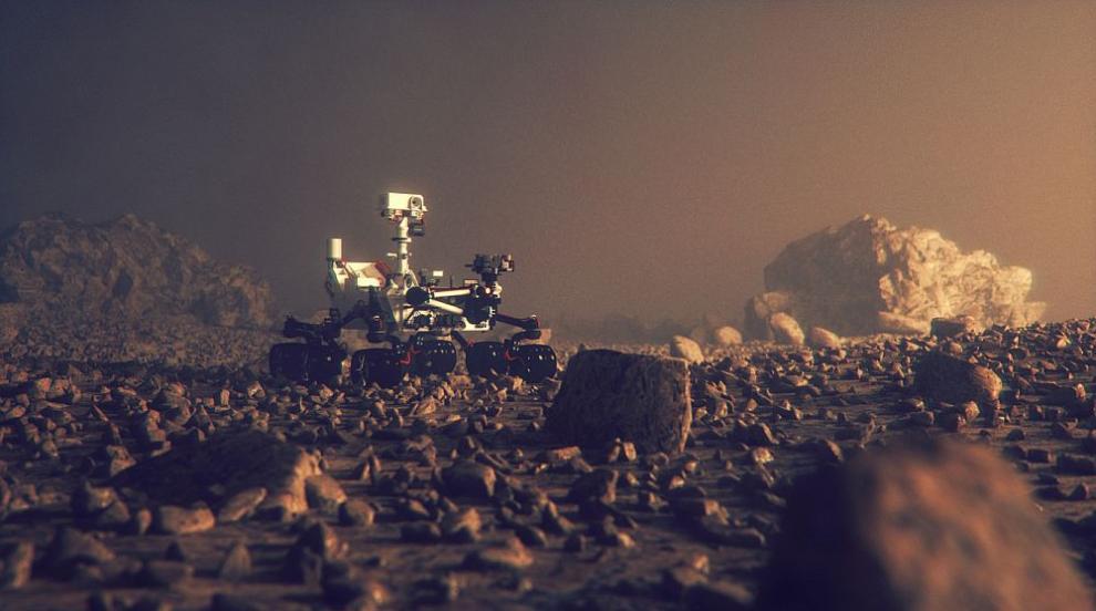 НАСА кани ученици да изберат името на следващия марсоход