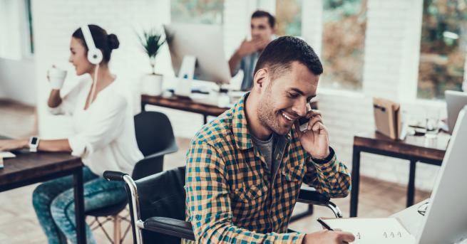 България Open Mind дава възможности за работа на хора с