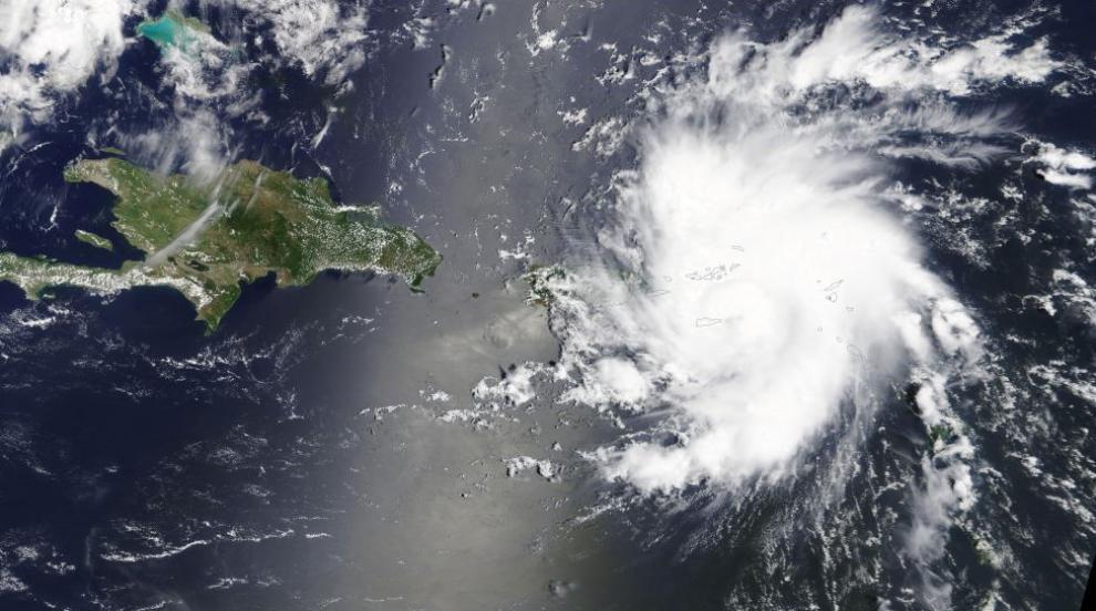 Извънредно положение в части на Флорида заради...