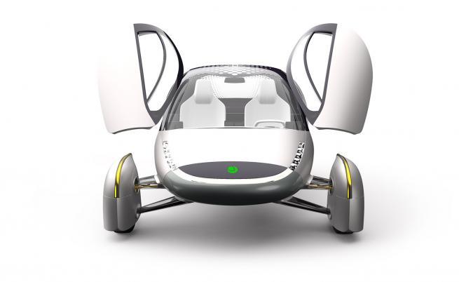 Представиха електромобил с пробег 1600 км