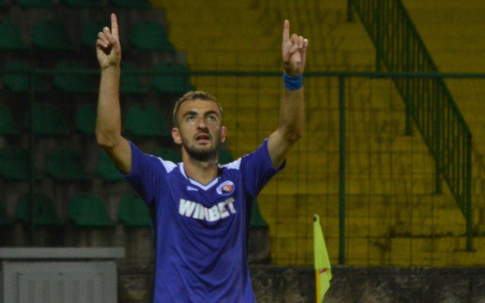 Дани Младенов: Неприятно е за 30 минути да ти вкарат 4 гола