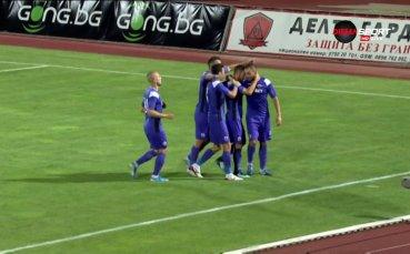 Дани Младенов: Много нужна победа, благодаря на отбора
