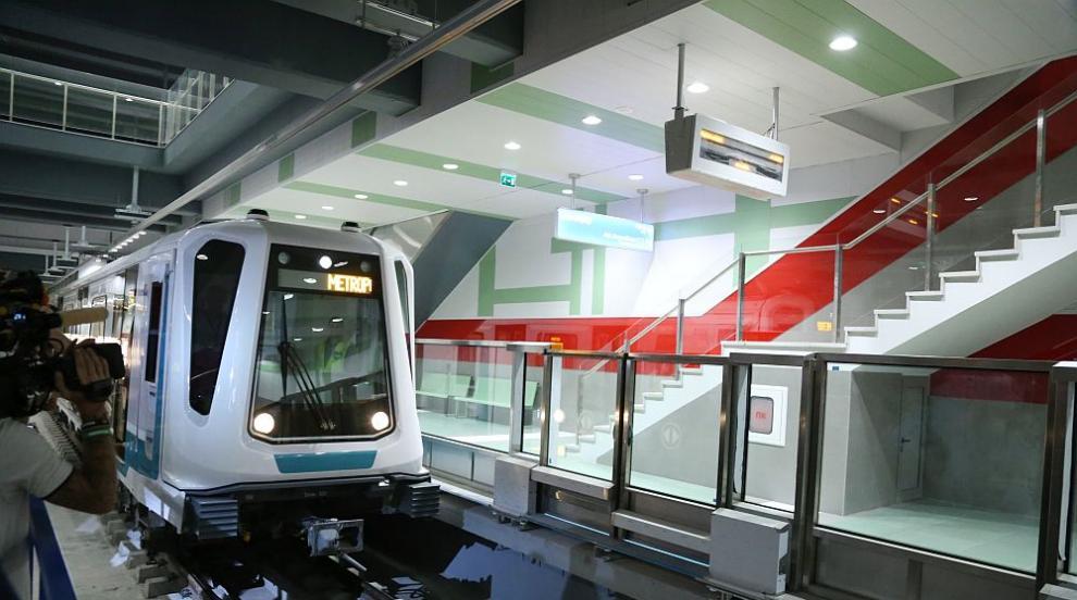 Станция на метрото беше затворена заради забравен багаж