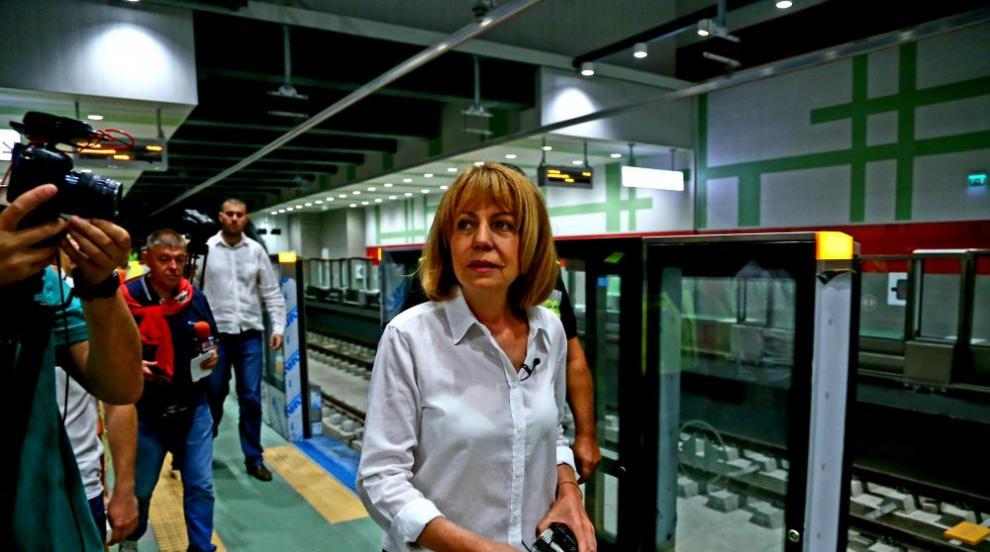 Фандъкова: Нямам илюзия, че кампанията ще бъде лесна