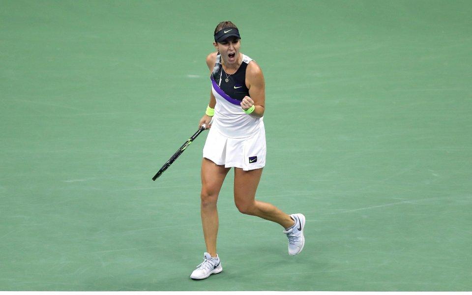 Белинда Бенчич се класира за финала на тенис турнира в