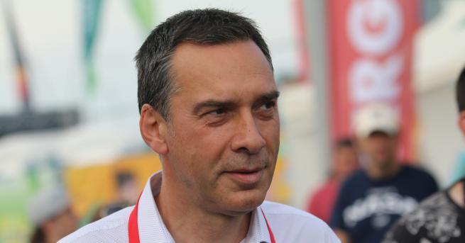 Кметът на Бургас Димитър Николов тръгва към четвърти мандат. Това