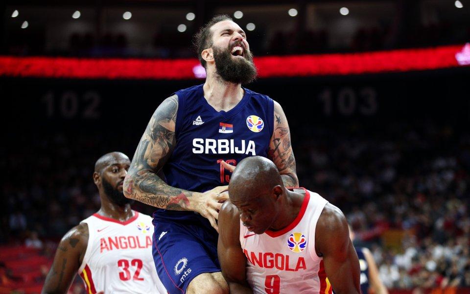 Сърбия наниза 126 за удоволствие
