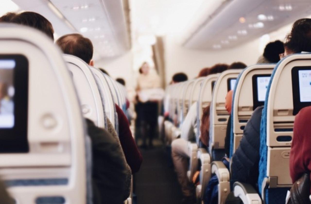 Какво трябва да знаем за бордната карта за самолетен полет