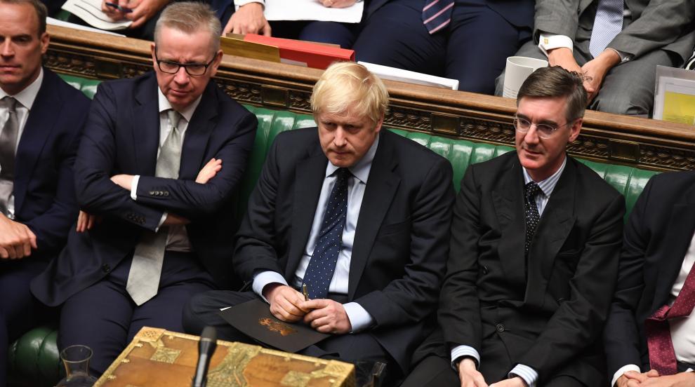 Борис Джонсън понесе четвърти удар върху законодателството си за Брекзит