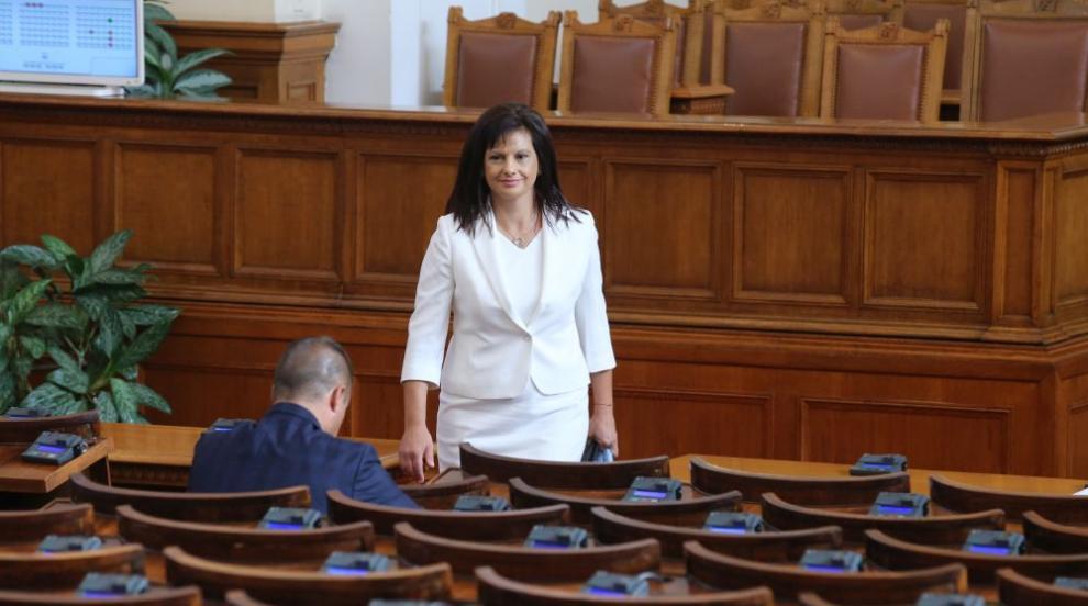 ГЕРБ реагира на президентското слово: Радев отново очерта разделителни...