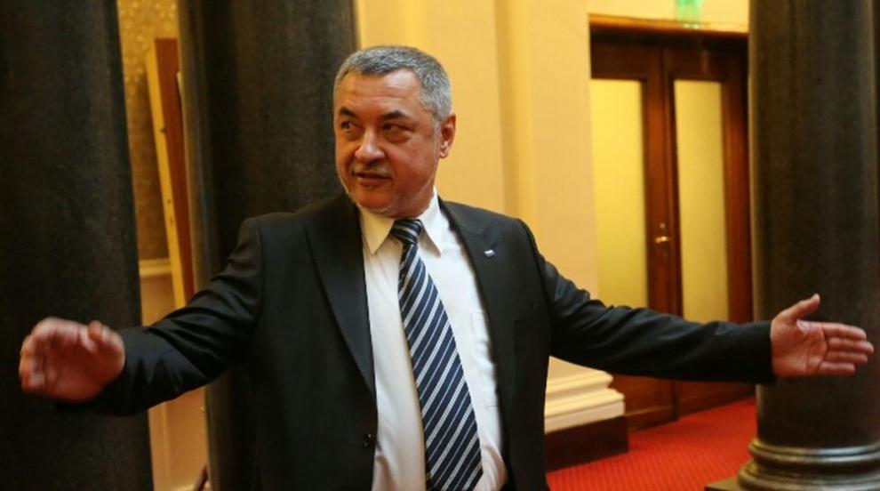 Симеонов: Хазартът винаги е бил под чадъра на БСП, а кадрите им - на хранилка...