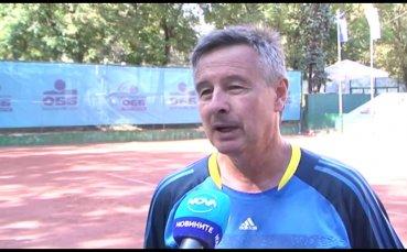 Стаматов: Това е върховният момент в играта на Григор
