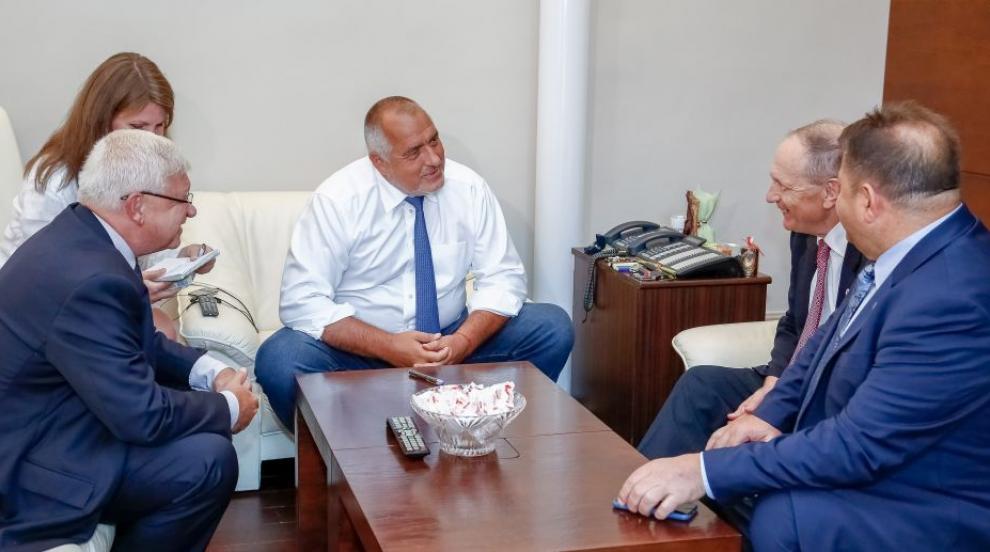 Бойко Борисов се срещна с президента на Световната медицинска организация