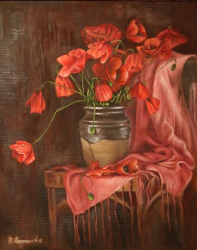 живопис Антоанета Георгиева