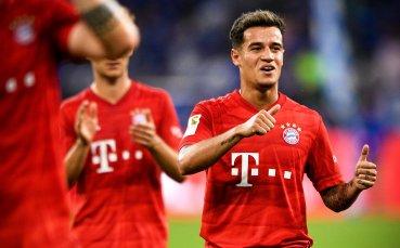 Байерн Мюнхен може да се откаже от Коутиньо