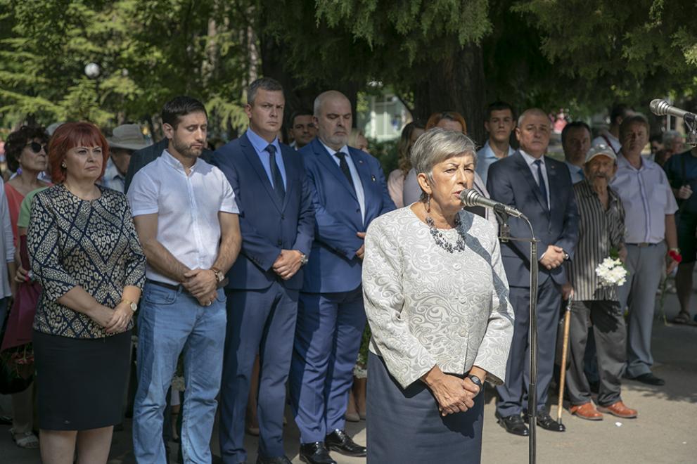 В Стара Загора тържествено отбелязаха 134 години от Съединението