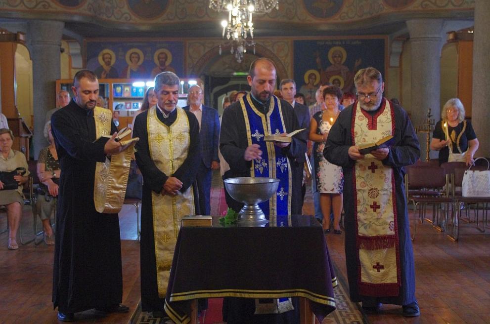 Казанлък отбеляза 134г Съединена България