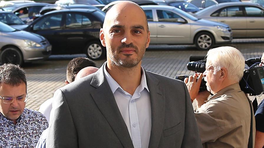 Кандидатът за кмет на София арх. Борислав Игнатов