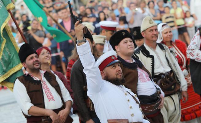 България празнува Съединението си