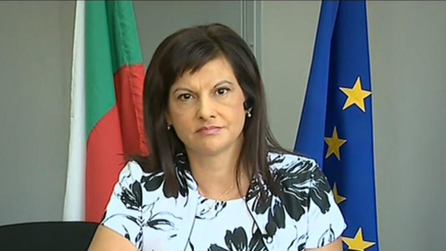 Дариткова, ГЕРБ: Не сме си достатъчни нито в София, нито в държавата