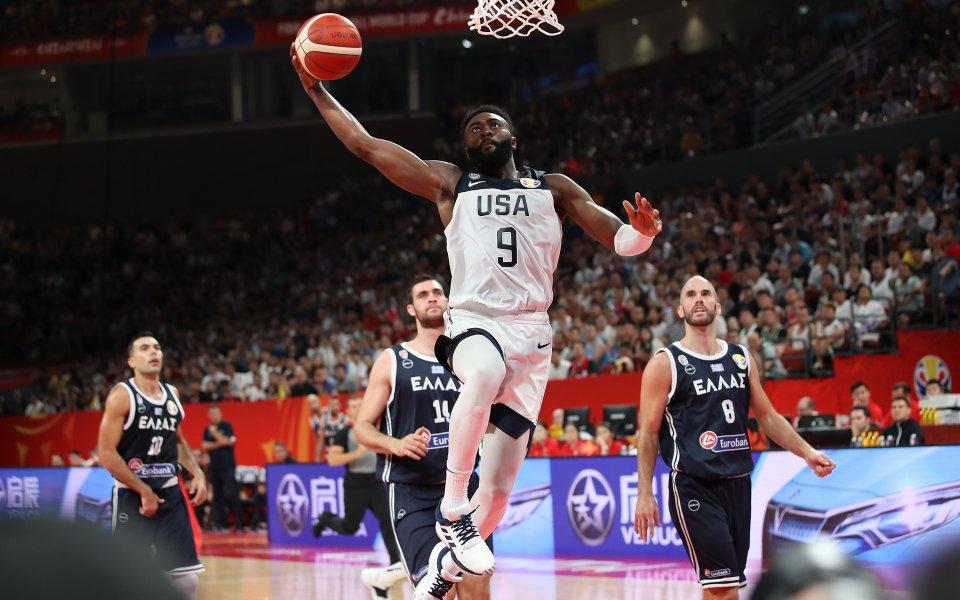 Нов квартет намери място на 1/4-финалите на СП по баскетбол