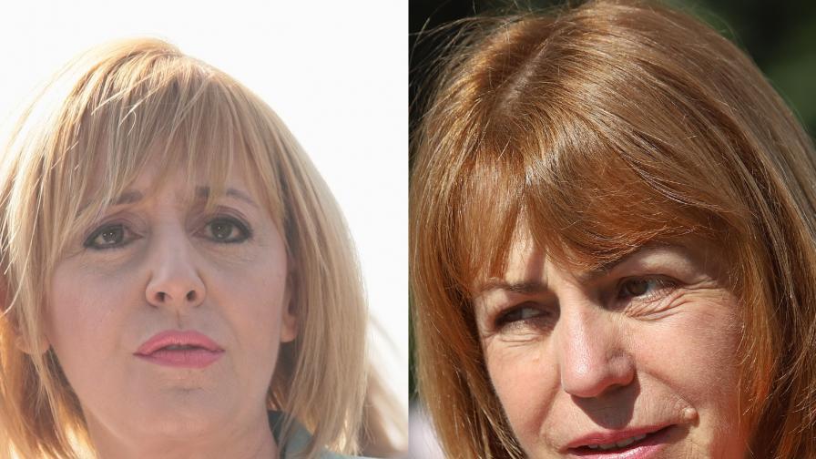 Първи сблъсък между Манолова и Фандъкова - за боклука на София