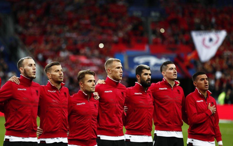 Албания победи в интригуващ двубой състава на Исландия с 4:2