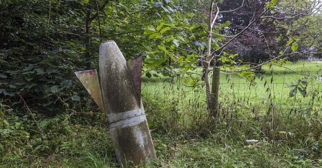 Невзривен снаряд е бил открит в къща в село Конуш,