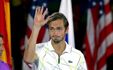 Финалистът от Ю Ес Оупън на нов полуфинал