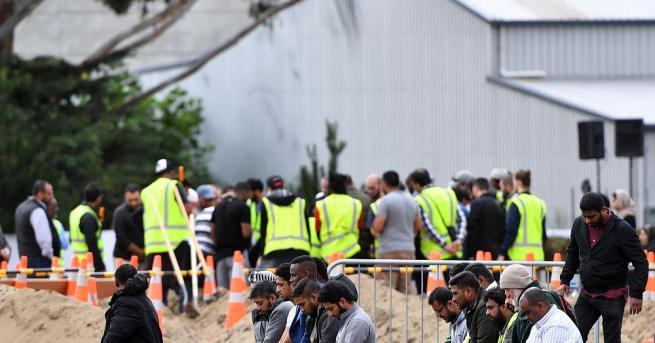 Австралиецът, убил 51 души при нападението срещу две джамии в