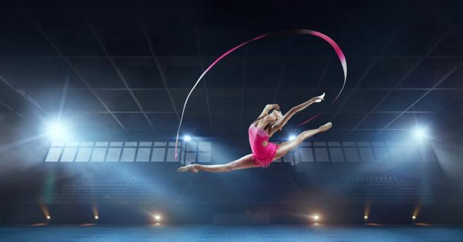 Любопитно Световното първенство по художествена гимнастика на живо в ефира