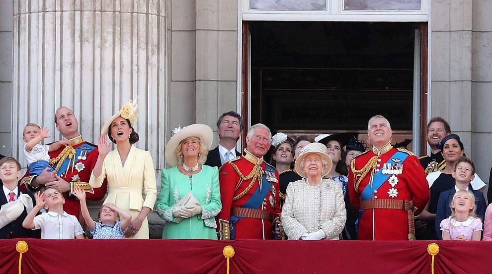 Звездите, които са приятели с британското кралско семейство (ВИДЕО)