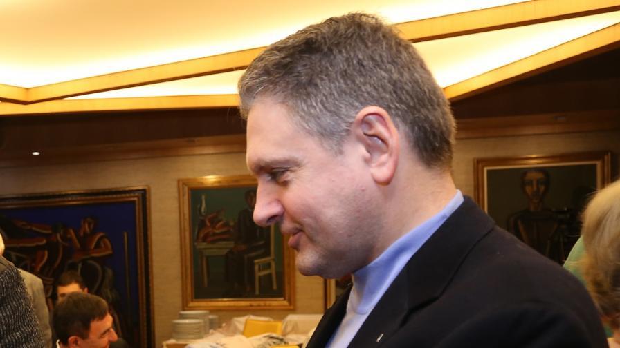 Путин награди Николай Малинов с орден