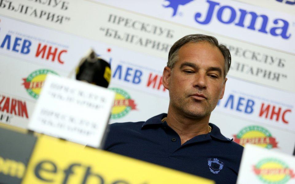 Краси Дунев: Отиваме на Световното за олимпийска квота, не за медали