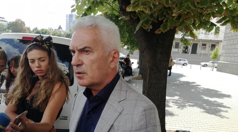 Волен Сидеров: Ще подкрепим Йорданка Фандъкова