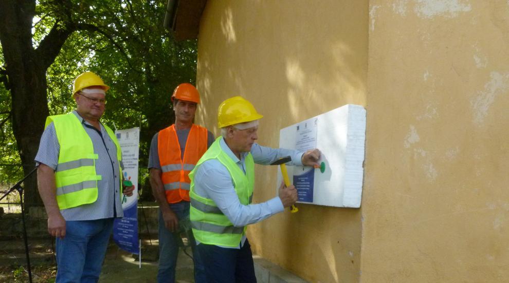 В Имренчево започна строителството на нов Център за възрастни с умствена...