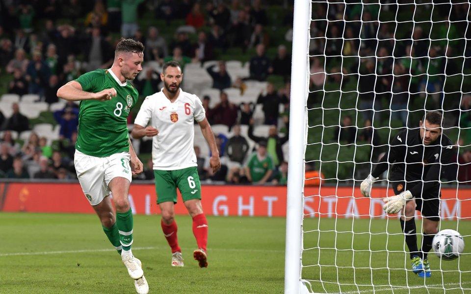 Българският национал Симеон Славчев коментира загубата от Ирландия с 3:1