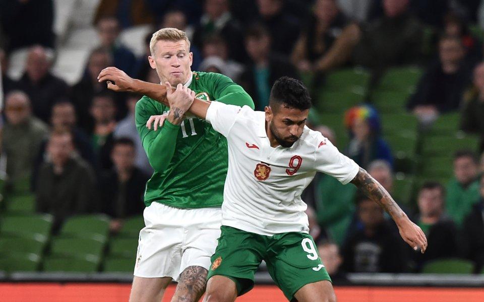 Фактът, че двама бразилци играха за националния отбор на България