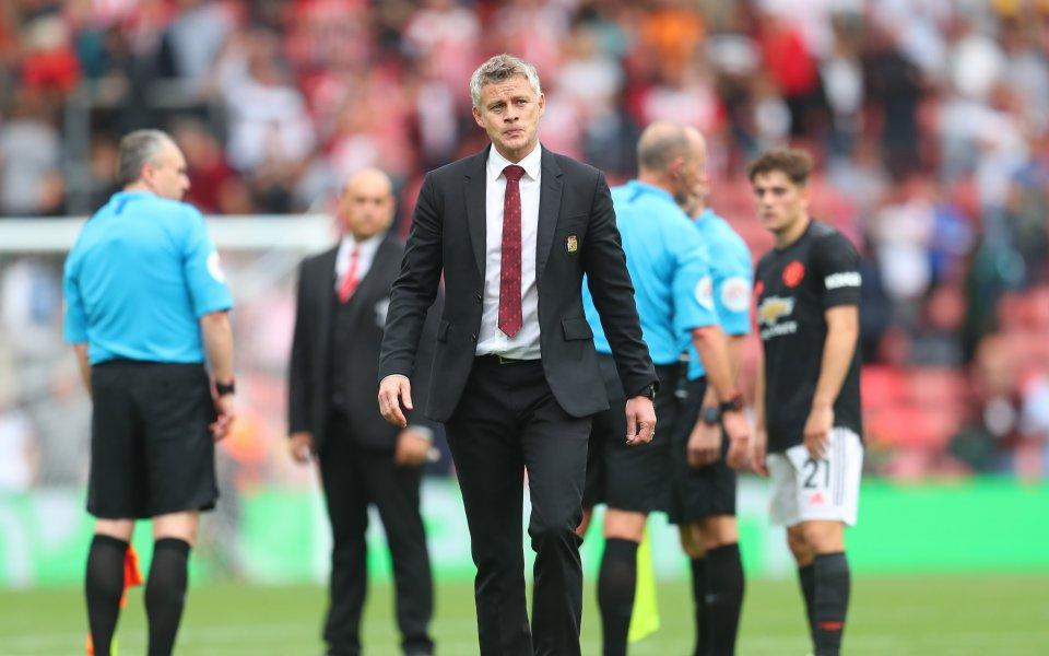 Мениджърът на Манчестър Юнайтед Оле Гунар Солскяер е изправен пред