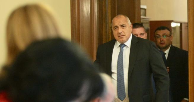 България Борисов за новия ресор: Опитът учи да говориш, когато